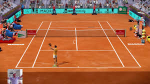 Nadal vs Shapovalov Mutua Madrid Virtual Open 2020 - YouTube