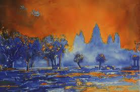 saatchi art artist ryan fox painting fine art watercolor painting of prangs of