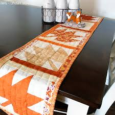 17 Thanksgiving Ideas: Free Quilt Patterns for Table Toppers ... & Quilted Placemats and Table Runner Patterns Adamdwight.com