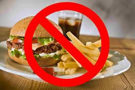 """Résultat de recherche d'images pour """"no fast food"""""""