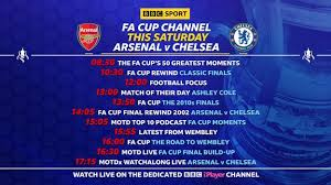 The football association challenge cup, more commonly known as the fa cup, is an annual knockout football competition in men's domestic english football. Fa Cup Final 2020 How To Watch And Follow On The Bbc Bbc Sport