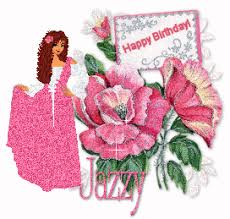 Image result for glitter birthday wishes rose