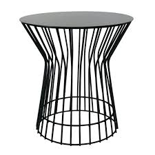 full size of drum side table coffee inspiring gold round simple steel design ideas which can