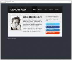 Gallery Of 10 Responsive Wordpress Resume Themes Wordpress Resume