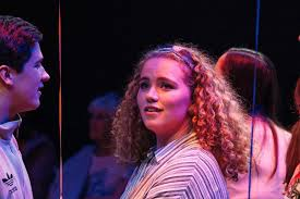 Theatre student Lily Jones - ABC News (Australian Broadcasting Corporation)