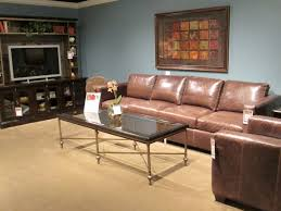 extra long leather sofa. Check Out This Extra Long 4 Seat Cushion Leather Sofa. Sofa
