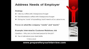 Questions At A Job Interview Job Interview Tips To Answer Any