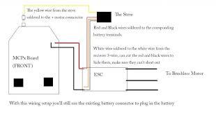 brushless motor wiring diagram wiring diagram and schematic design multi esc wiring 2bfly