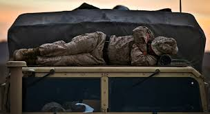 Insomnia In The Military Is Up 650 Percent Since 2003