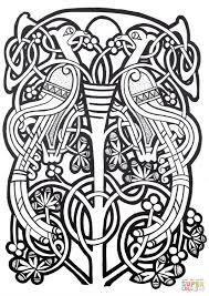 Printable Celtic Designs Coloring Pages Celtic Designs Coloring Page Free Printable Coloring Pages