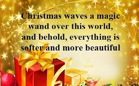 Beautiful Christmas Pictures With Quotes Best of Everything Is Softer And Beautiful Christmas Merry Christmas