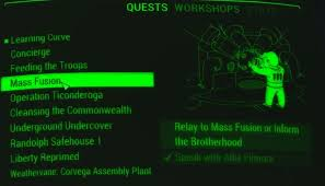 Fallout 4 Endings How Far Can You Go W Each Faction