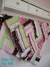 151 best Quilts - Rag images on Pinterest | Crafts, Embroidery and ... & Another easy pattern for a rag quilt although I would cut the rag edge a  little thinner. Adamdwight.com