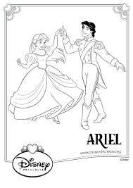 Coloriage Ariel La Petite Sir Ne Sur Hugolescargot Com