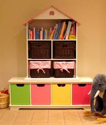 Kids Bookshelf Paint