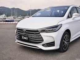 BYD Launches the Impressive Song Max MPV — CarSpiritPK