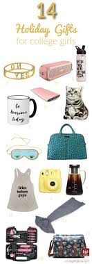 14 Great Christmas Gift Ideas for College Girls