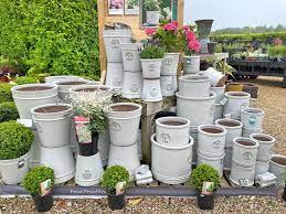 outdoor garden pots green pastures