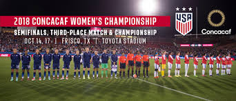Toyota Stadium To Host 2018 Concacaf Womens Championship