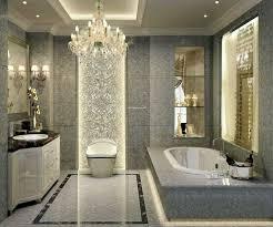 Fine Nice Apartment Bathrooms Luxurious Bathroom Interior With White Intended Creativity Ideas