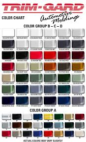 Timeless Auto Color Charts Ppg Paint Code Chart Ppg Car