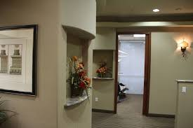 testimonials bob burnett award winning. Dentist Office Hallway With Flowers Placed Next To Each Door | Bob  Mothershead Dental Office Design Testimonials Bob Burnett Award Winning