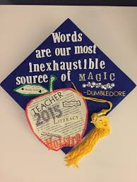 Quotes For Graduation Custom Harry Potter Quote Graduation Cap Goodbye 48 Welcome 48