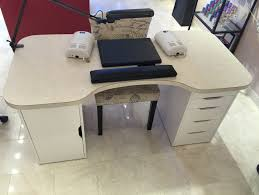 Vent System Nail Innovationz Custom Built Desks Come With Our Eat My Dust Vent