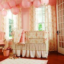 Cool Baby Crib Bedding Sets For Girls — EMERSON Design