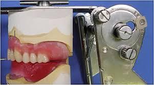 Teeth Setting Complete Denture Selection Arrangement Of Artificial