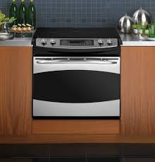 Professional Electric Ranges For The Home