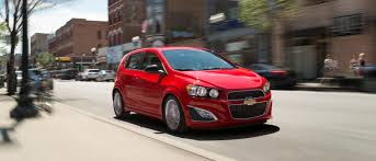 The 2016 Chevrolet Sonic For Sale In Merrillville, IN | Mike ...