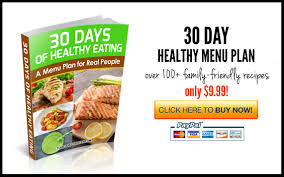 30 Day Healthy Eating Plan 30 Day Healthy Eating Menu Plan Tone And Tighten