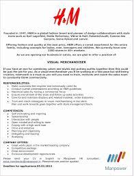 Garment Merchandiser Resume Prepossessing Retail Sales Merchandiser Sample Resume For Your Free