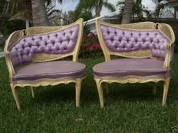 Hollywood Regency Furniture Purple Color — Liberty Interior How