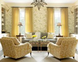 yellow and grey curtains family room beach with area rug beige curtain