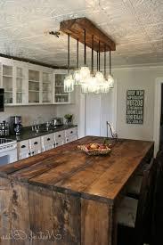 rustic country kitchen decor metal base grey carpet floors lights regarding glass pendant lighting and white
