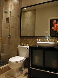 Transitional Bathrooms Pictures Ideas  Tips From HGTV HGTV - Basic bathroom remodel