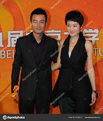 Chinese Actor Wen Zhang Left His Actress Wife Yili Attend – Stock Editorial  Photo © ChinaImages #241509114