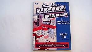 Eric Olzens Scandinavian Dance Album Volume 1 1935 Ebay