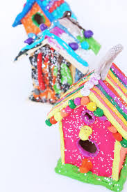 woodworking projects for kids bird house. art projects for kids: use colored clay to decorate inexpensive wood birdhouses! woodworking kids bird house