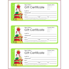 Making A Gift Certificate Free Magdalene Project Org