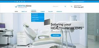 Medical Bootstrap Website Template Theme Gridgum