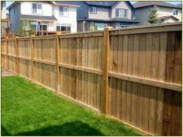 patio fences beautiful wood privacy fence