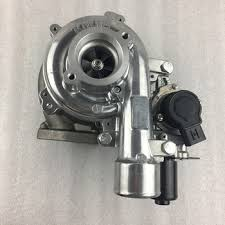 1kd-ftv Engine Ct16v Turbo For Toyota Landcruiser Diesel 17201-30101 ...