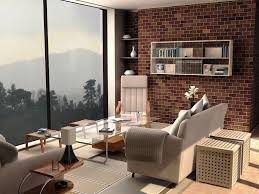 Living Room Furniture Whole Grey Brick Wallpaper Living Room Ideas Nomadiceuphoriacom