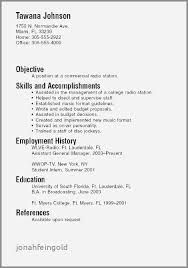 30 Fresh Resume Sample For College Student Philippines