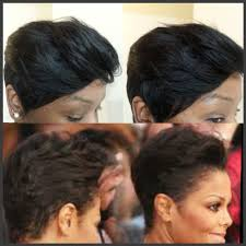 Short Weave Hair Style how to janet jackson inspired quick weave 27 pieces short 3964 by wearticles.com