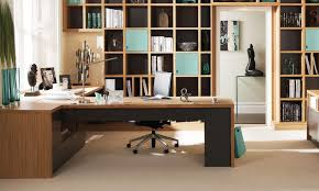 contemporary study furniture. special feature peninsula style desk contemporary study furniture b