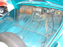 vw bug wiring harness installation vw image wiring installing the new vw antenna the classic vw beetle on vw bug wiring harness installation